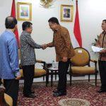 Tanyakan Kesiapan Paskah Nasional, Gubernur Olly Diundang Wapres