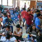 Jemput Bola, Disdukcapil Manado Kunjungi Bunaken dan Manado Tua.