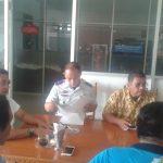 Atasi Kemacetan, Dishub Manado Prakarsai Pertemuan Dengan Forum Lalu Lintas dan Ketua Basis