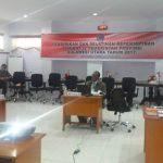 Mario Wuisan Presentasi Proyek Perubahan Diklat PIM IV