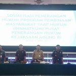 Walikota GSVL: Manado Berkomitmen Dalam Penegakan Hukum