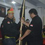 Pengurus Milisi Waraney DPC Manado Dilantik