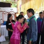 Walikota GSVL  Hadiri Ibadah HUT ke-60 KGPM Bahtera Ranotana