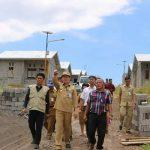 Warga Relokasi Pandu Minta Air Bersih