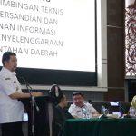 Diskominfo Manado Gelar Bimtek Peran Persandian dan Keamanan Informasi