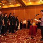 Dilantik Walikota GSVL, SAS Pimpin Komudo