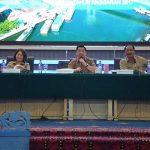 Wawali Mor Pimpin Rakorev Triwulan I TA 2017
