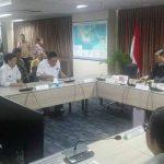 Walikota GSVL  Bahas Pengelolaan Bunaken di Kementerian Kelautan