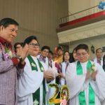 Walikota GSVL Hadiri Ibadah Syukur HUT GMIM Kharisma Buha Ke 20