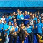 Kecamatan Tuminting Gelar Lomba Menjelang HUT Kota Manado