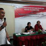 Resmi Terbentuk, Victor Rarung Pimpin IWO Sulut