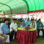 Halal Bihalal di Kauditan Dihadiri Gubernur Olly dan Bupati VAP