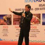 Depan Warga Kawanua Jatim, Walkota GSVL Promosikan Manado Fiesta