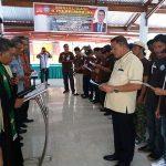 Joppi Lengkong Dikukuhkan Sebagai Komandan Panji Yosua P/KB Rayon Minut
