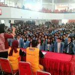 Rektor Unsrat Lepas Mahasiswa KKT 115 ke Minsel dan Kotamobagu