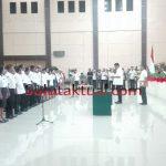 Gubernur Olly Lantik Kepsek SMA/SMK/SLB Negeri se-Sulut