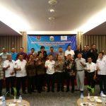 Novri Rengkung pimpin DPD Organda Sulut 2017-2022