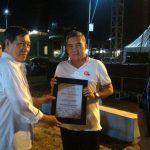 Cerdas Award untuk 4 Pejabat Berprestasi di Pemkot Manado