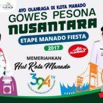 Pemkot Manado Bakal Sambut Touring Gowes Pesona Nusantara 2017 dengan Meriah