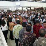 Rektor Unsrat Buka PK2MB dan Penerimaan MABA