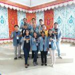KKT 115 Unsrat Usai, 206 Mahasiswa Balik Kampus