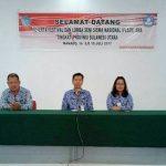 Dinas Pendidikan Daerah  Sulut Gelar FLS2N