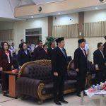Rapat Paripurna DPRD Manado Jelang 17 Agustus, GSVL-MOR Dengarkan Pidato Presiden