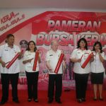 Disnakertrans Sulut Gelar Job Fair