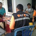 Komite Relawan Nusantara Sulawesi Utara Bantu Korban Kebakaran