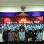 Masa Reses Komisi III DPR RI kunjungi Sulut