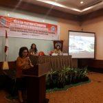 Kaum perempuan Sulawesi Utara Harus tangguh