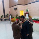 Steven Kandouw Dianugerahi Bintang Legiun Veteran RI