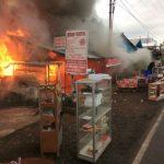 Jago Merah Beraksi di Maumbi, Kerugian Ratusan Juta Rupiah