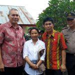 Menteri BUMN Rini Soemarno Kunjungi Pantai Pall Likupang