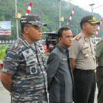 Resmikan KAL, Wabup Beri Apresiasi TNI AL