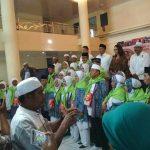 26 Calon Jemaah Haji Asal Minut Dilepas