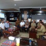 Tindakjanluti Kunjungan Menteri, Tim BUMN RI Tatap Muka Dengan Bupati VAP