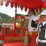 Bupati Yasti Irup HUT Kemerdekaan RI Ke-72