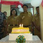 HUT 74 Kampung Pananaru, Gaghana Bersyukur Bersama Masyarakat