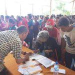 Dana PKH Minut Tahap Dua dan Tiga Disalurkan.