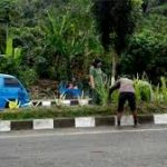 Percantik Wajah Manado, DLH Perbaiki dan Bangun Taman Kota