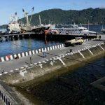 Warga Keluhkan Retribusi Masuk Pelabuhan Tahuna