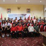 Wagub Kandouw: Semoga Atlet O2SN dapat menggangkat Citra Sulut Dikancah Nasional