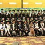 Gubernur Olly Harap Lulusan STIKES Muhammadiyah Mampu Optimalkan Potensi