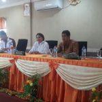 Terima kunjungan DPRD Sukaharjo, VAP kenalkan Profil Kabupaten Minut