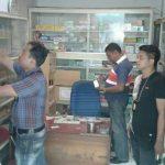 Cegah PCC di Sangihe, Sat Narkoba Polres Sangihe Sisir Apotik