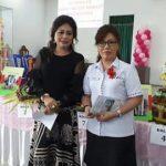 Jemaat GMIM Bukit Moria Warukapas Rayakan HUT ke-8 Dengan Lomba Kue Tradisional