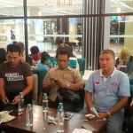 Konpers Panitia Pelaksana. Kejuaran Tinju Piala Wali Kota Manado Siap Digelar.