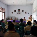 Kecamatan Mangsel Evaluasi Kinerja Pemerintahan