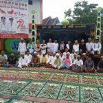 Suasana Haru Iringi Perayaan Idul Adha di Lapas Klas IIA Manado